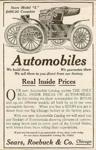 1910 Sears Ad